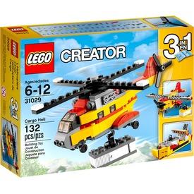 LEGO Creator Teherhelikopter 31029 Itt egy ajánlat található, a bővebben gombra kattintva, további információkat talál a termékről.