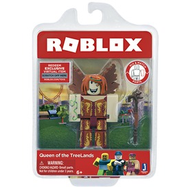Roblox Queen of Treelands figura - 6 cm
