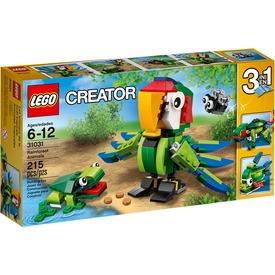 LEGO Creator Őserdei állatok 31031 Itt egy ajánlat található, a bővebben gombra kattintva, további információkat talál a termékről.