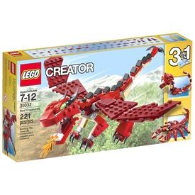 LEGO Creator Tűzvörös teremtmények 31032 Itt egy ajánlat található, a bővebben gombra kattintva, további információkat talál a termékről.