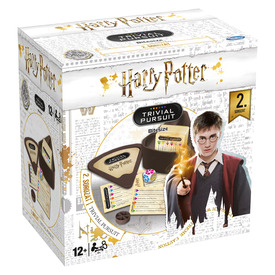 Trivial Pursuit Harry Potter társas 2. rész