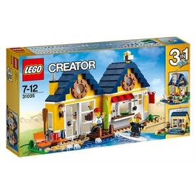 LEGO Creator Tengerparti házikó 31035 Itt egy ajánlat található, a bővebben gombra kattintva, további információkat talál a termékről.