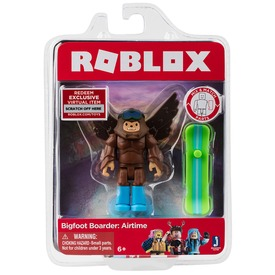 Roblox Bigfoot Boarder Airtime figura - 6 cm