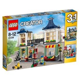 LEGO Creator Játék- és élelmiszerbolt 31036 Itt egy ajánlat található, a bővebben gombra kattintva, további információkat talál a termékről.