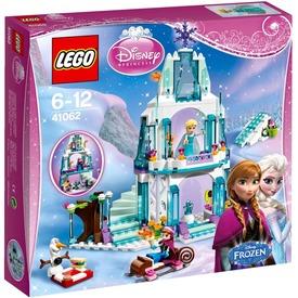 LEGO Disney Princess Elsa szikrázó jégkastélya 41062 Itt egy ajánlat található, a bővebben gombra kattintva, további információkat talál a termékről.