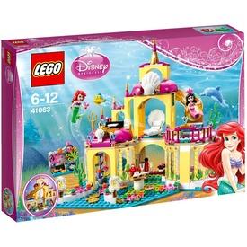 LEGO Disney Ariel tenger alatti palotája 41063 Itt egy ajánlat található, a bővebben gombra kattintva, további információkat talál a termékről.