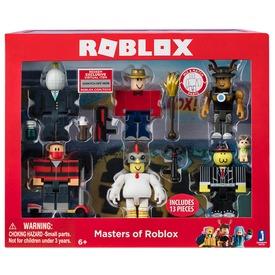 Roblox figurák 6-os csomag Masters RBL