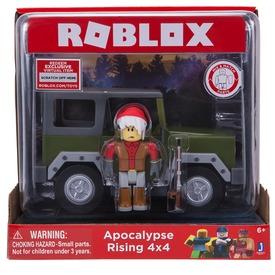 Roblox Apocalypse 4 x 4 figura autóval