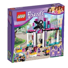 LEGO Friends Heartlake hajvágó szalon 41093
