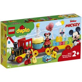 LEGO DUPLO Disney TM 10941 Mickey & Minnie születésnapi vonata