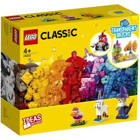 LEGO Classic 11013 Kreatív áttetsző kockák