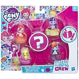 MLP Cutie mark crew figurák 2. széria E