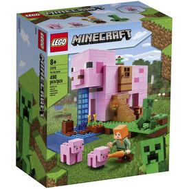 LEGO Minecraft 21170 A malac háza