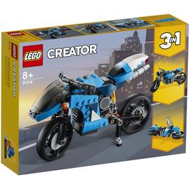 LEGO Creator 31114 Szupermotor
