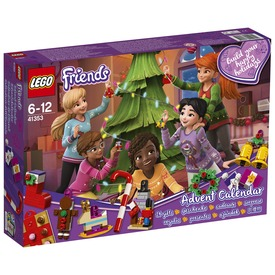 LEGO Friends 41353 Friends Adventi naptár