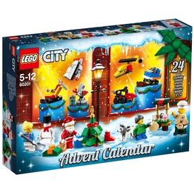 LEGO City Town 60201 City Adventi Naptár