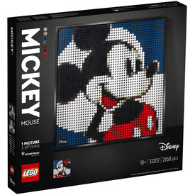 LEGO ART 31202 Disneys Mickey Mouse