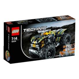 LEGO Technic Quad motor 42034 Itt egy ajánlat található, a bővebben gombra kattintva, további információkat talál a termékről.
