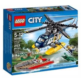 LEGO City Helikopteres üldözés 60067 Itt egy ajánlat található, a bővebben gombra kattintva, további információkat talál a termékről.