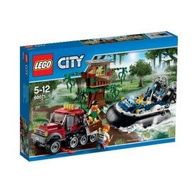 LEGO City Légpárnás hajós letartóztatás 60071 Itt egy ajánlat található, a bővebben gombra kattintva, további információkat talál a termékről.