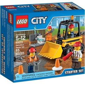LEGO City Bontási munkálatok kezdő készlet 60072 Itt egy ajánlat található, a bővebben gombra kattintva, további információkat talál a termékről.