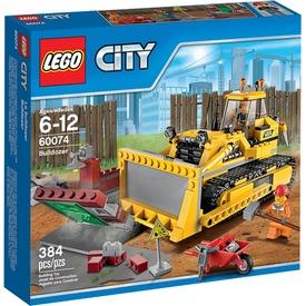 LEGO City Buldózer 60074 Itt egy ajánlat található, a bővebben gombra kattintva, további információkat talál a termékről.