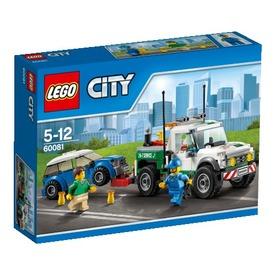 LEGO City Autómentő 60081 Itt egy ajánlat található, a bővebben gombra kattintva, további információkat talál a termékről.
