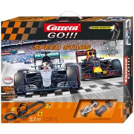 Carrera GO Speed Stars versenypálya