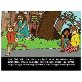 Bengáli tigris a hátsó kertben diafilm 34104640