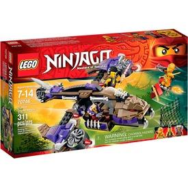 LEGO NINJAGO Helikopteres Condrai támadás 70746