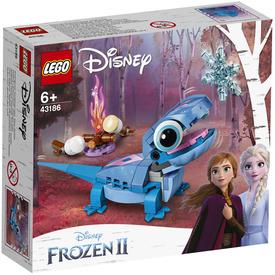 LEGO Disney Princess 43186 Bruni a szalamandra, megépíthető karakte