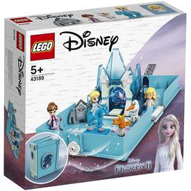 LEGO Disney Princess 43189 Elza és a Nokk mesekönyve
