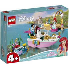 LEGO Disney Princess 43191 Ariel ünnepi hajója