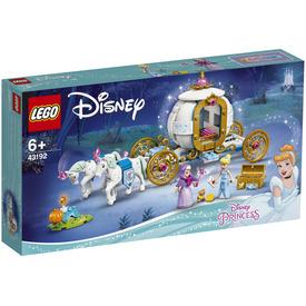 LEGO Disney Princess 43192 Hamupipőke királyi hintója