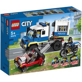 LEGO City Police 60276 Rendőrségi rabszállító