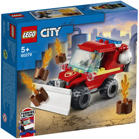 LEGO City Fire 60279 Tűzoltóautó