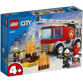 LEGO City Fire 60280 Létrás tűzoltóautó