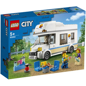 LEGO City Great Vehicles 60283 Lakóautó nyaraláshoz