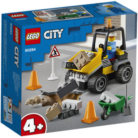 LEGO City Great Vehicles 60284 Útépítő autó