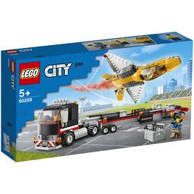 LEGO City Great Vehicles 60289 Műrepülő szállítóautó