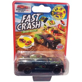 Fast crash car