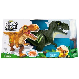 Robo Alive T. Rex robot dinoszaurusz - 34 cm