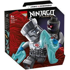LEGO Ninjago 71731 Hősi harci készlet - Zane vs Nindroid
