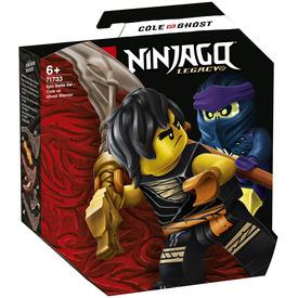 LEGO Ninjago 71733 Hősi harci készlet - Cole vs Kísértethar