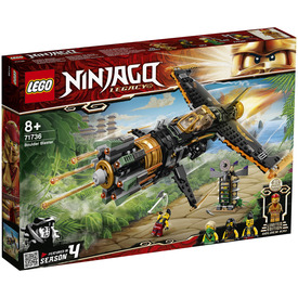 LEGO Ninjago 71736 Sziklaromboló