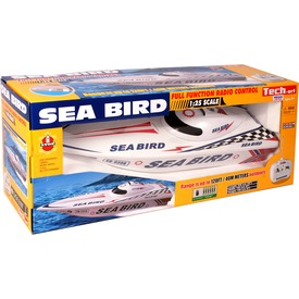RC. Hajó 6funkc. /Sea Bird