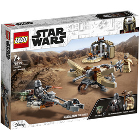 LEGO Star Wars TM 75299 Tatooine™-i kaland