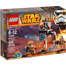 LEGO Star Wars Geonosis Troopers™ 75089 Itt egy ajánlat található, a bővebben gombra kattintva, további információkat talál a termékről.