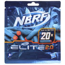 Nerf elite 2. 0 20 darabos utántöltő csomag