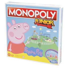 Monopoly junior Peppa malac